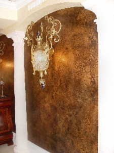 -Faux Finish Crackle Jupiter Island Florida