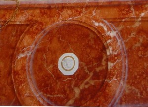Rojo Marble